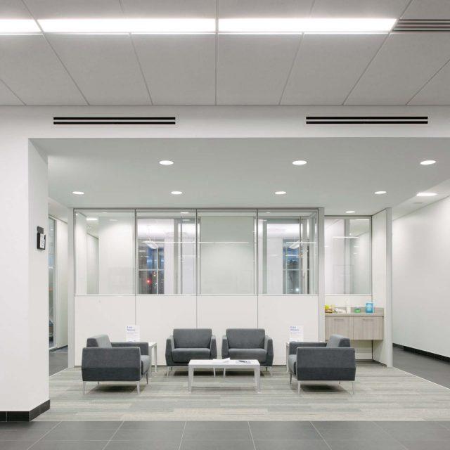 Credit Union Interior Design | RATIO Architecture Interior Design + Planning Inc.