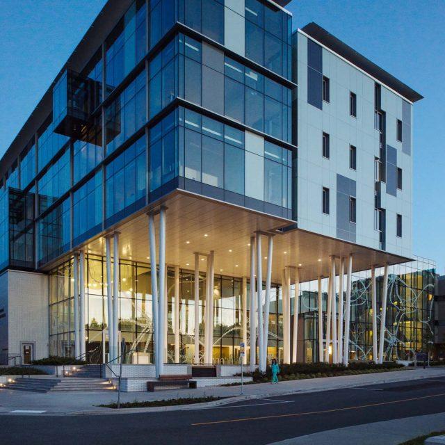 Djavad Mowafaghian Centre for Brain Health | Anshen+Allen