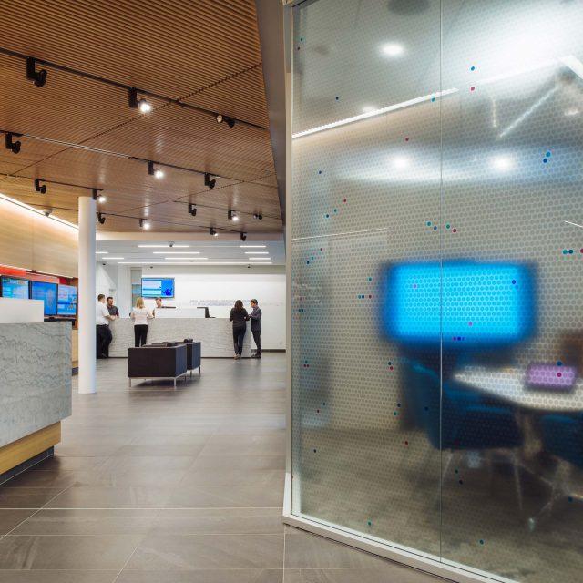 Envision Financial Modern Interior Design for RATIO Architecture Interior Design + Planning Inc.