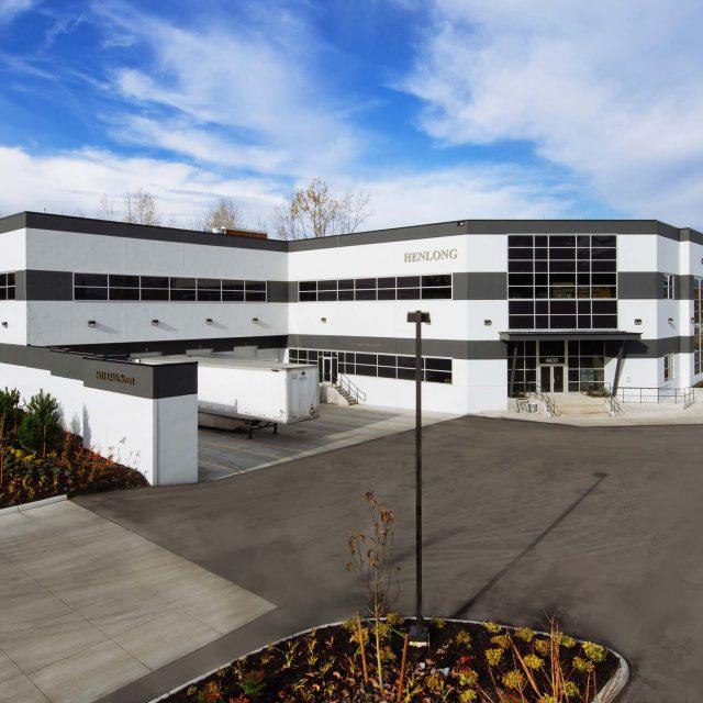Commercial Warehouse Exterior | Titan Construction