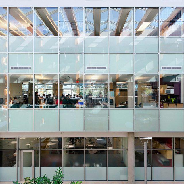 Surrey School District Education Centre | B + H Architects