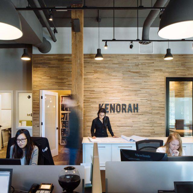 Kenorah Design + Build Office Fort Langley