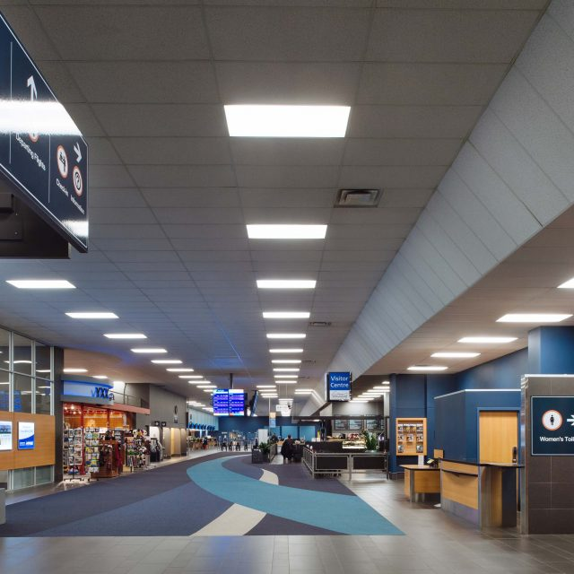 Abbotsford Airport Commercial Interior Design | Summit Brooke Construction