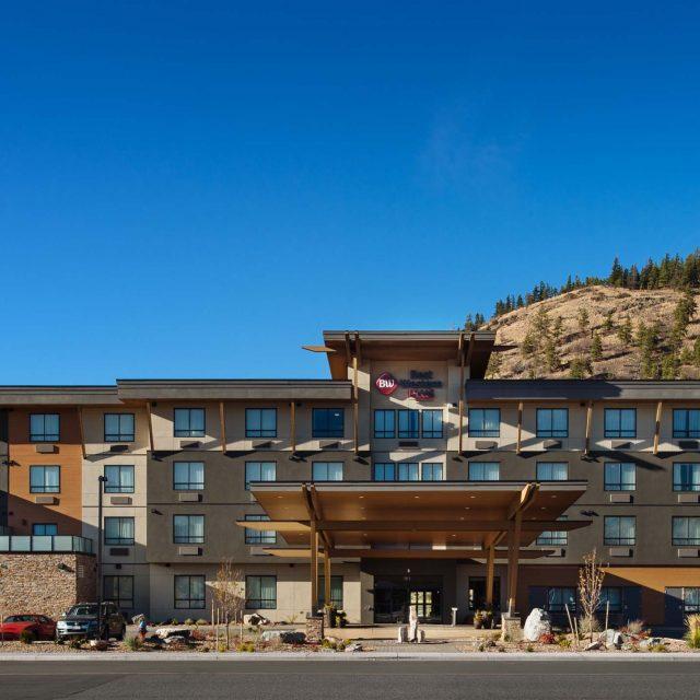 Merritt Hotel Exterior Design by Keystone Architecture