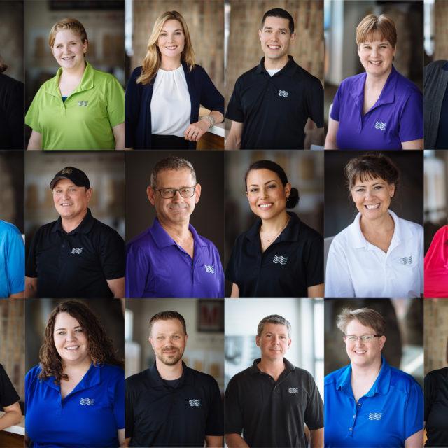 DLKA Wiebe Properties Staff Portraits