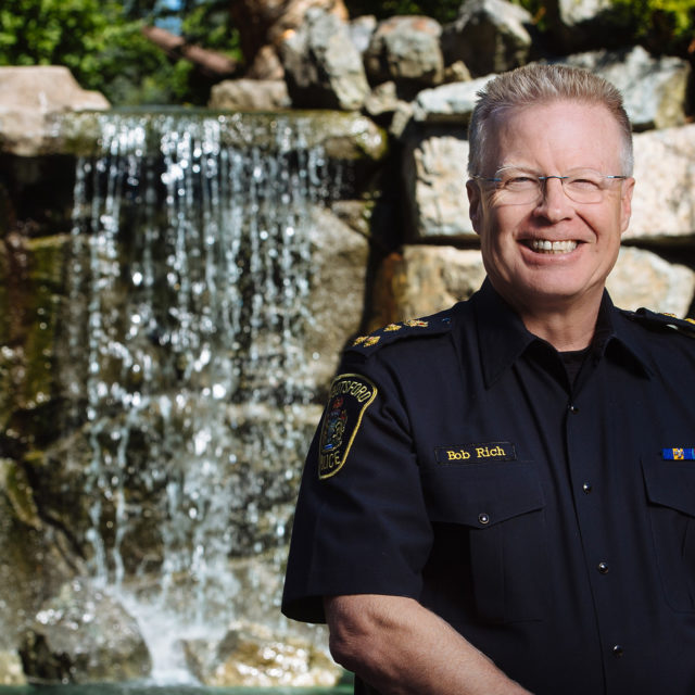Abbotsford Police Department Headshots