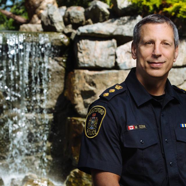 Abbotsford Police Department Headshots