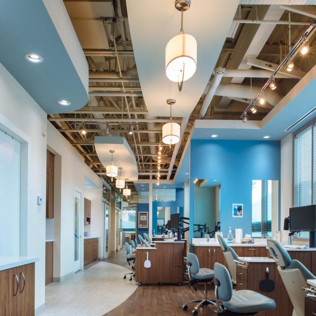 Abbotsford Orthodontics Interior Design