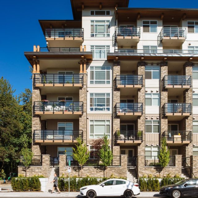 Orchid Condos Exterior by Quantum Properties