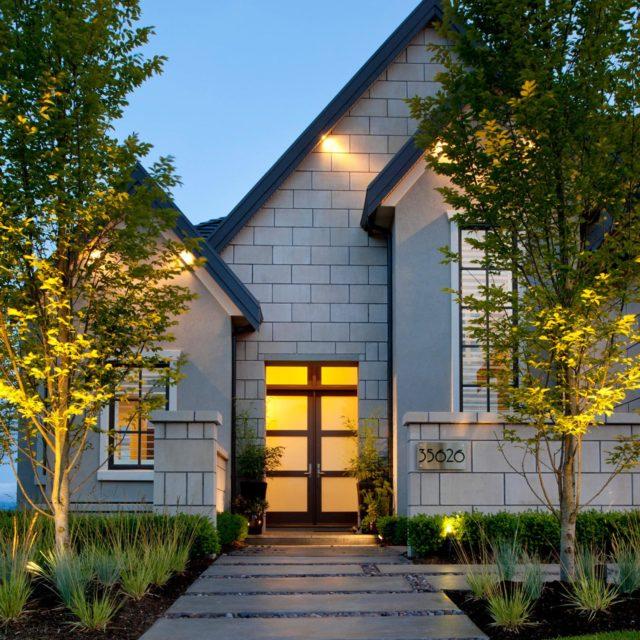 Modern Home Exterior | Su Casa Design