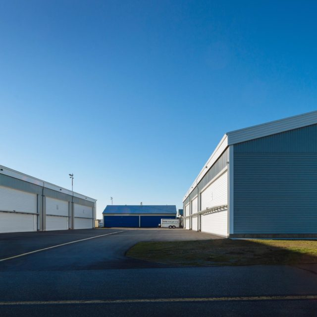 Abbotsford Airport Commercial Design by Keystone Architecture