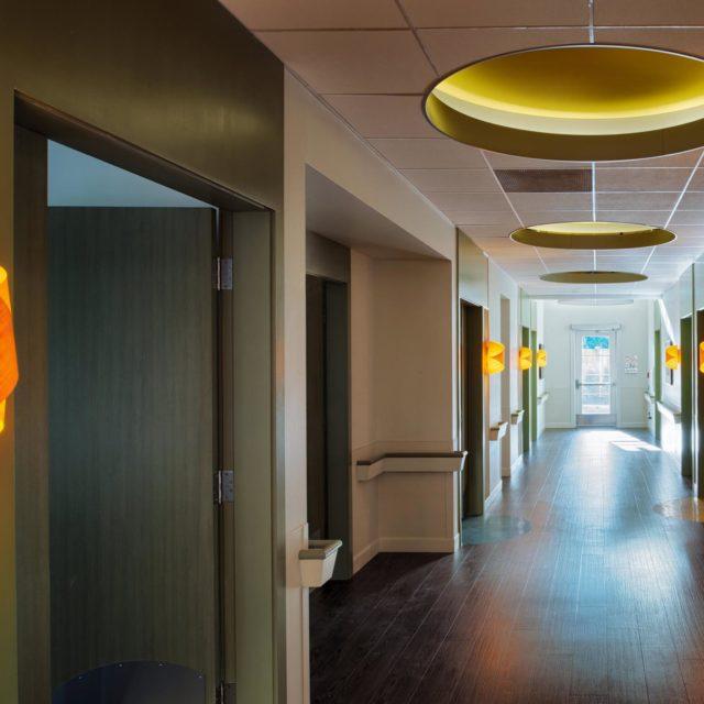 Matthew's House Health Care Interior Design