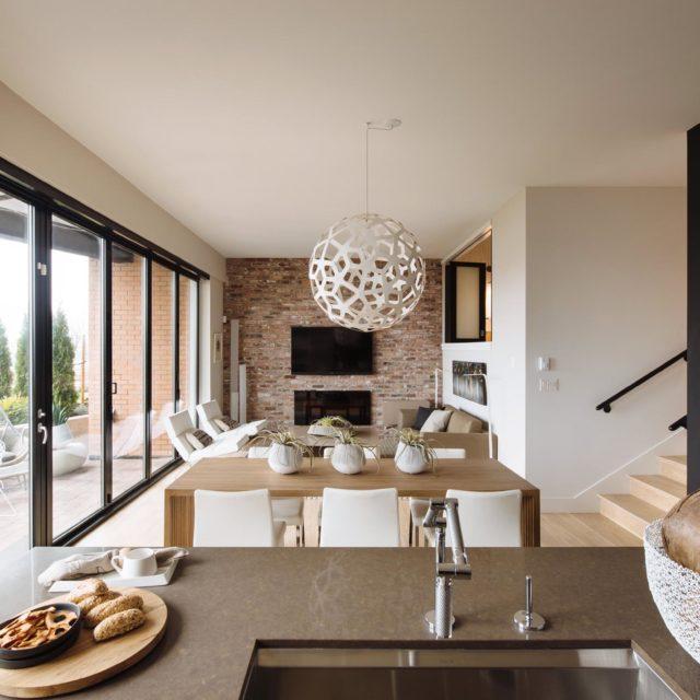 New Condominium Design Marketing Image | Minimal Glass + Door