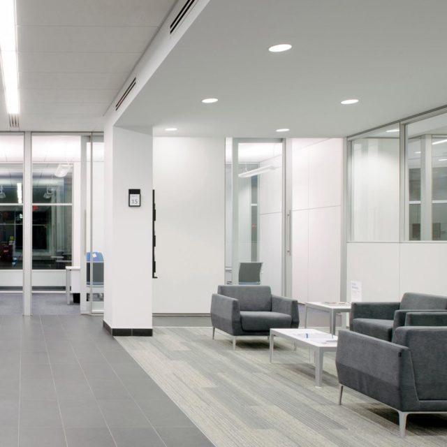 Contemporary Credit Union Interior Space | RATIO Architecture Interior Design + Planning