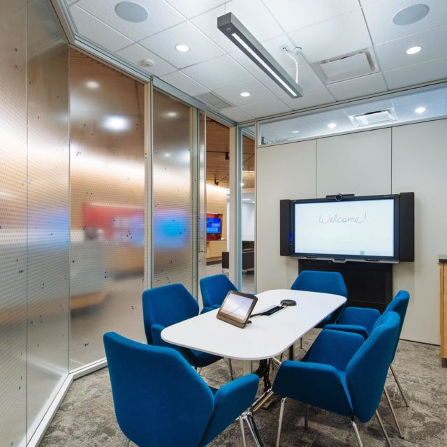 Envision Financial Interior Design by RATIO Architecture Interior Design + Planning Inc.
