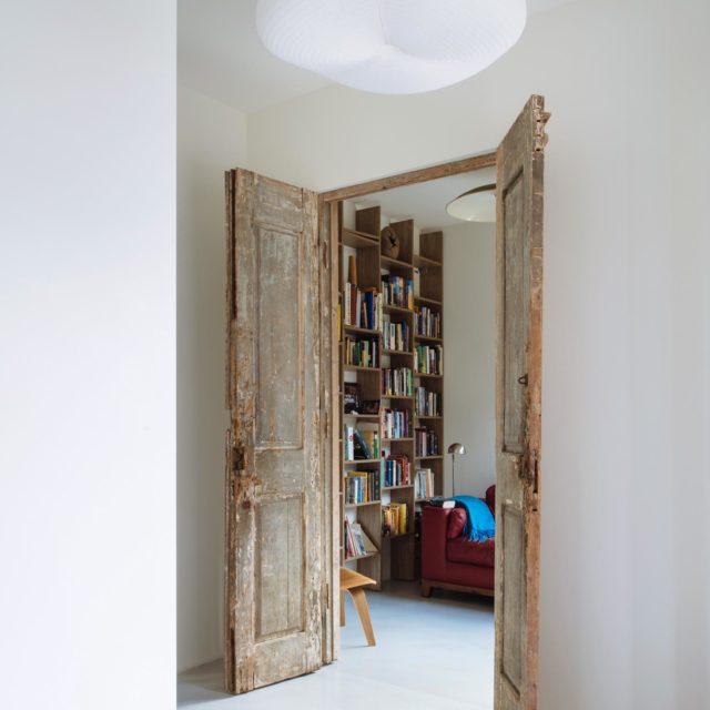 Contemporary Minimal Home Interior by Kenorah Design + Build
