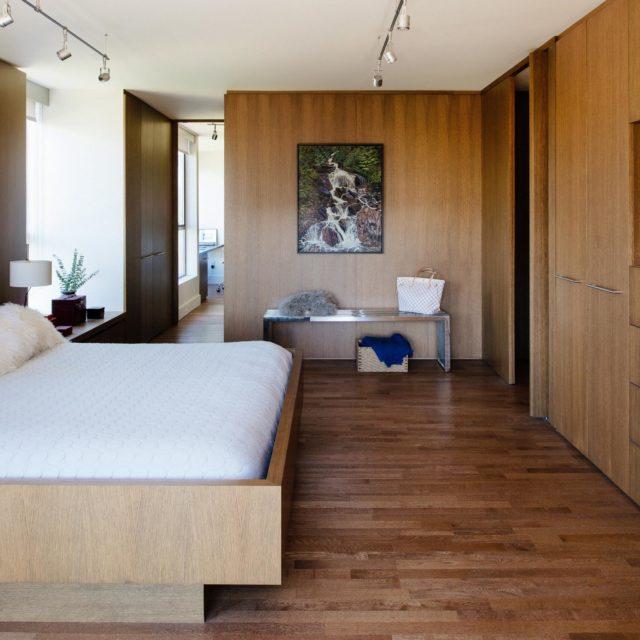 Modern Bedroom Renovation | Rockridge Developments